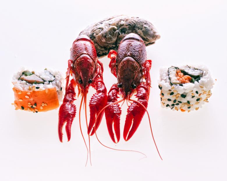 Free Stock Photo of seafood Created by Geoffrey Whiteway