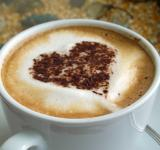 Free Photo - Coffee Heart Art