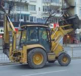 Free Photo - Excavator at work