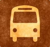 Free Photo - Sepia Grunge Sign - Bus Stop