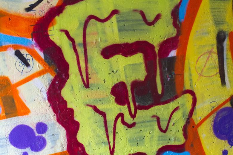 Free Stock Photo of Graffiti Created by Geoffrey Whiteway