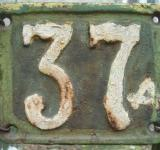 Free Photo - Old door number