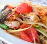 Free Photo - Spicy Crab Salad