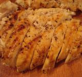Free Photo - Sliced grilled chicken fillet