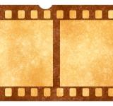 Free Photo - Grunge Tag - Sepia Film Strip