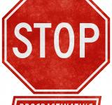 Free Photo - Grunge Road Sign - Stop Procrastinating