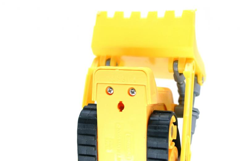 Free Stock Photo of construction truck toy Created by homero chapa