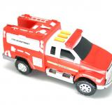 Free Photo - Red fire engine toy