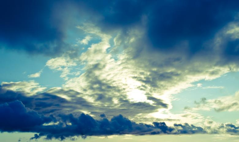 Free Stock Photo of Amazing Cloudscape Created by Free Texture Friday