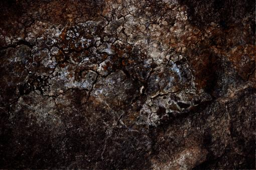 Geothermal Rock Texture - Free Stock Photo