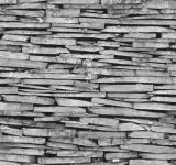 Free Photo - Slate Dry Stone Wall Background
