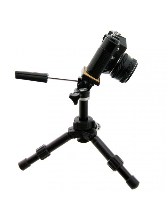 Free Stock Photo of Tripod with camera Created by 2happy