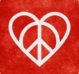 Free Photo - Grunge Sign - Love and Peace