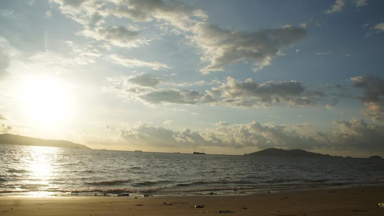 Free Stock Photo of Beach Created by Reynold