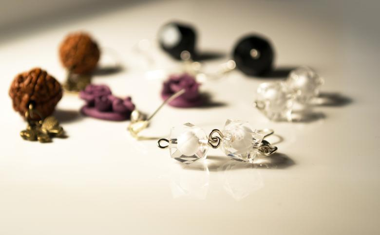 Free Stock Photo of Hand made jewelry Created by Octavian