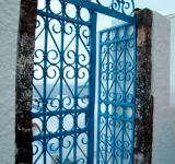 Free Photo - Blue Gate