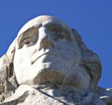Free Photo - George Washington at Mount Rushmore