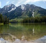 Free Photo - Grand Teton Leigh Lake