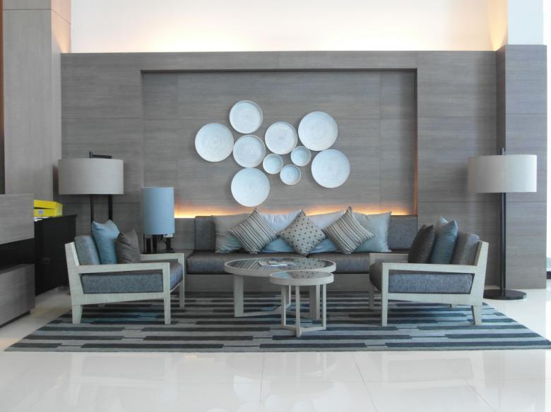 Free Stock Photo of Hotel Lobby Seating Created by Ian L