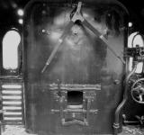 Free Photo - Old Train Engine Room