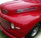 Free Photo - Red Ford