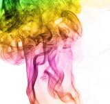 Free Photo - Multicolored Smoke