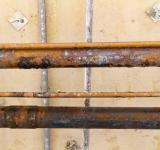 Free Photo - Copper piping