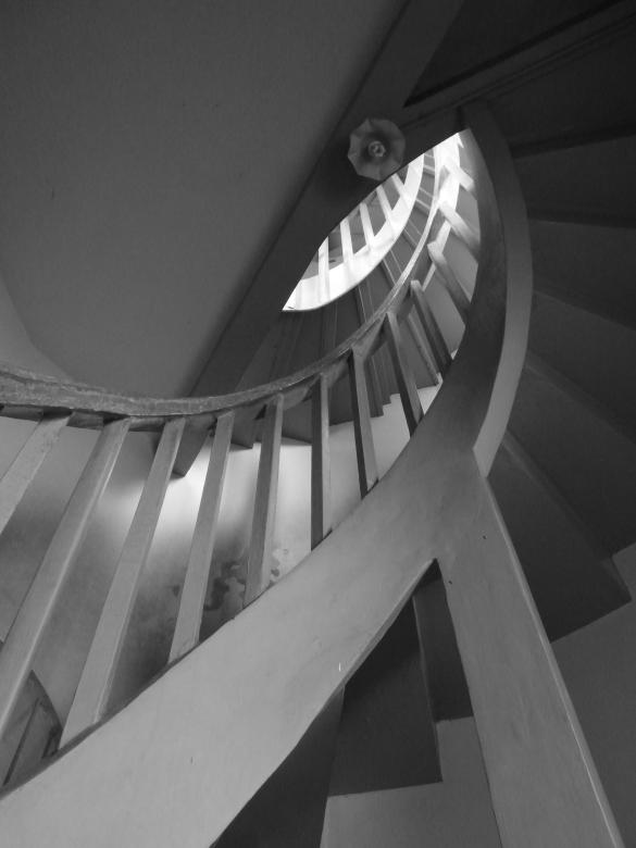 Free Stock Photo of Spiral Staircase Created by Ivan