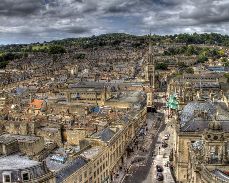 Bath, UK - Free Urban Stock Photos