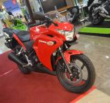 Free Photo - Honda Motorbike CBR Red