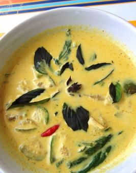 Thai Green Curry - Free Stock Photo