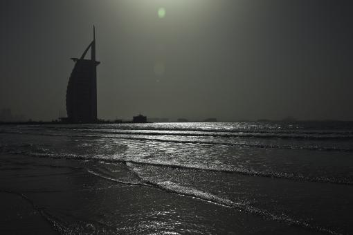 Burj al arab - Free Stock Photo