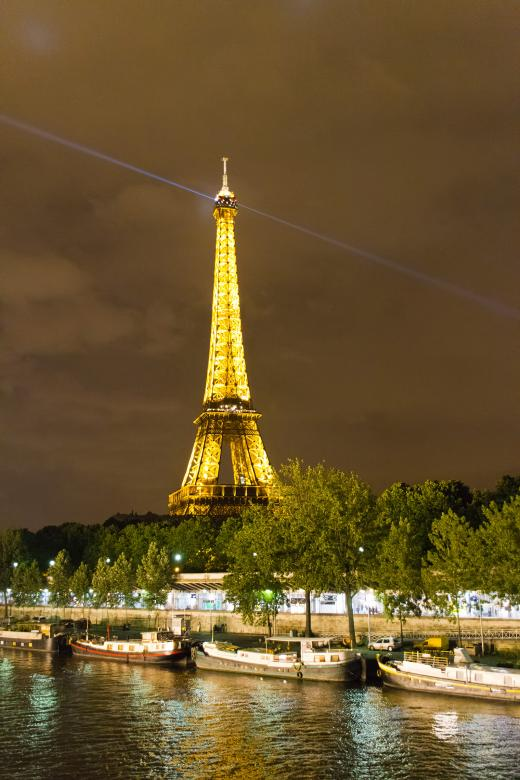 Free Stock Photo of Eiffel Tower Created by Geoffrey Whiteway
