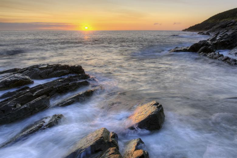 Free Stock Photo of Seascape Created by Geoffrey Whiteway
