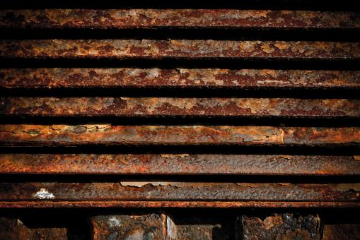 Rusted Metal Texture - Free Stock Photo