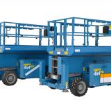 Free Photo - Hydraulic scissor lifts