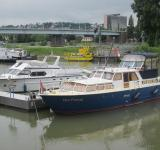 Free Photo - Boats at the Rhein river, Germany