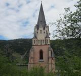 Free Photo - Church tower in Oberwesel, Germany