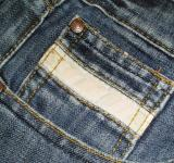 Free Photo - Denim Jeans Pocket Close-up