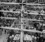 Free Photo - Sailing ships masts