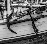 Free Photo - Admiralty type anchor