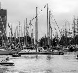 Free Photo - Yacht and sail boat port