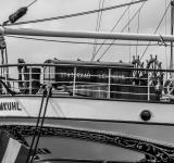 Free Photo - Sailing ship's steering podest