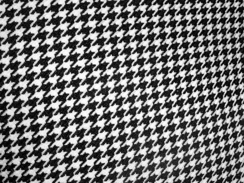 Free Stock Photo of Seamless black and white pattern Created by Ivan