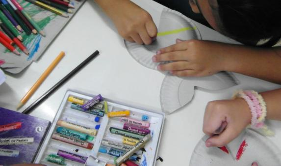 Young Students Learning Art - Free Stock Photo
