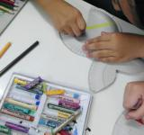 Free Photo - Young Students Learning Art