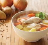 Free Photo - Thai chicken soup