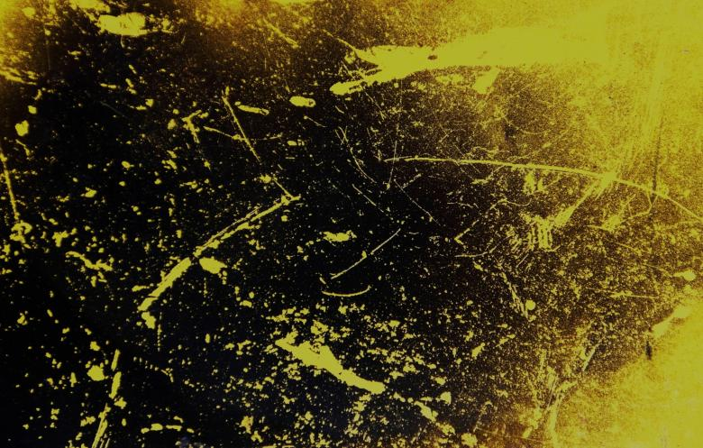 Free Stock Photo of Dirty Yellow Grunge Texture Created by Ivan