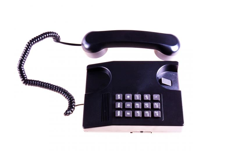Free Stock Photo of Back Telephone Created by Geoffrey Whiteway