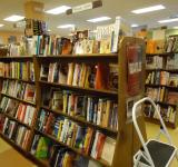 Free Photo - Bookstore shelves